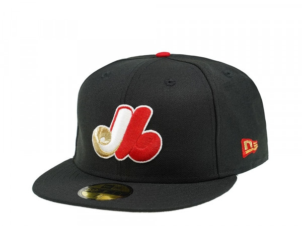 New Era Montreal Expos 35th Anniversary Edition 59Fifty Fitted Cap