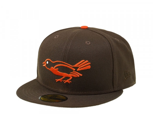 New Era Baltimore Orioles All Star Game 58 59Fifty Fitted Cap
