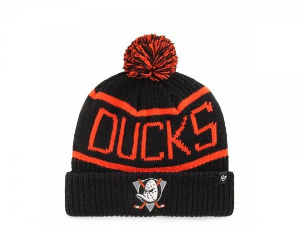 47 Brand Anaheim Ducks Calgary Cuff Mütze