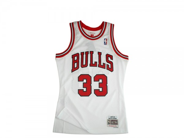Mitchell & Ness Chicago Bulls - Scottie Pippen Swingman 2.0 1997-98  Jersey