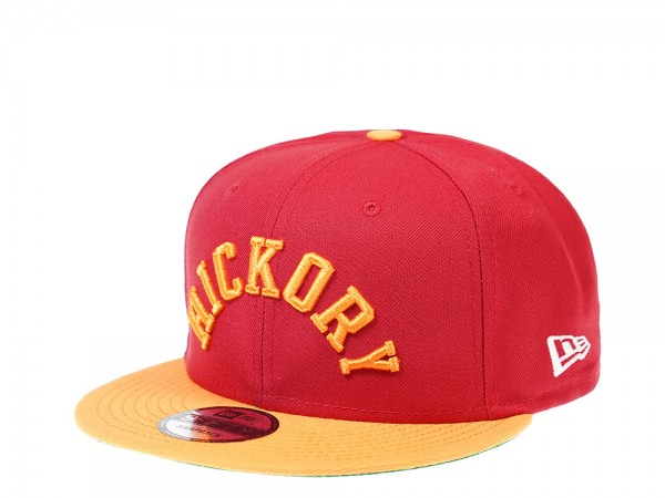 New Era Indiana Pacers Hickory HWC 9Fifty Snapback Cap