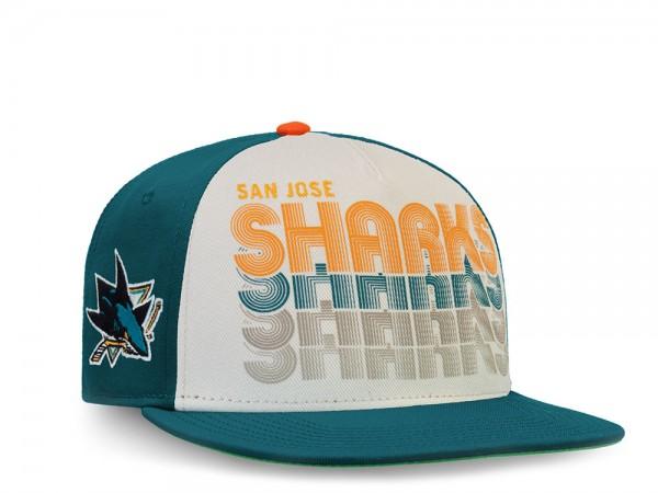 Fanatics San Jose Sharks True Classic Snapback Cap