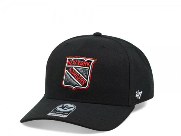 47brand New York Rangers Color Detail MVP DP Snapback Cap