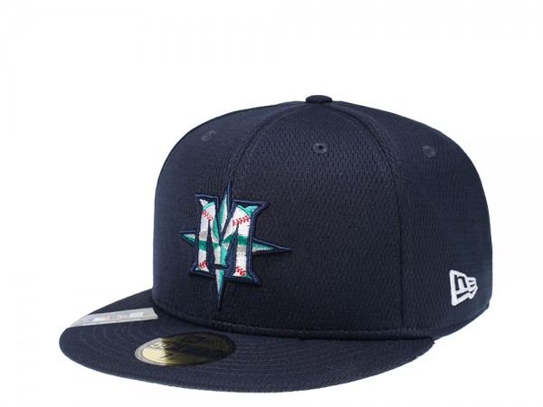 New Era Seattle Mariners Springtraining 2020 59Fifty Fitted Cap