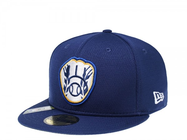 New Era Milwaukee Brewers Springtraining 2020 59Fifty Fitted Cap