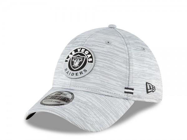 New Era Las Vegas Raiders Fall Sideline 39Thirty Stretch Cap