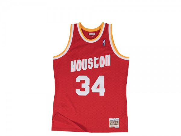 Mitchell & Ness Houston Rockets Hakeem Olajuwon Swingman 2.0 1993-94 Jersey