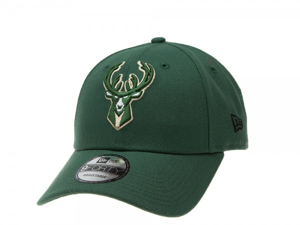 New Era 9forty Milwaukee Bucks The League Cap