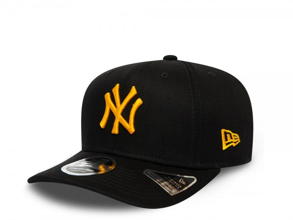 New Era New York Yankees Black and Yellow 9Fifty Stretch Snapback Cap