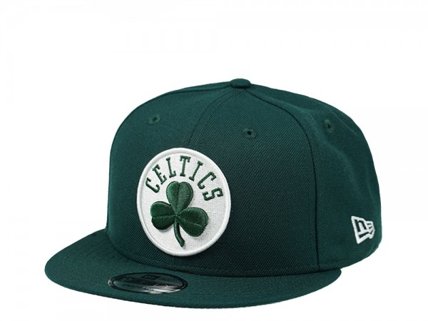 New Era Boston Celtics Classic Edition 9Fifty Snapback Cap