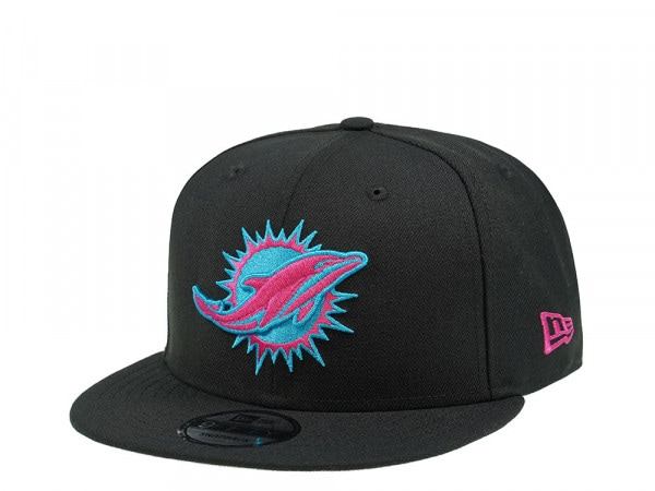 New Era Miami Dolphins Vice Edition 9Fifty Snapback Cap