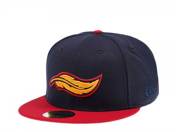 New Era Toledo Mud Hens Two Tone 59Fifty Fitted Cap