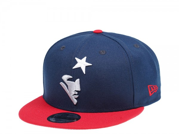 New Era New England Patriots Elements Edition 9Fifty Snapback Cap
