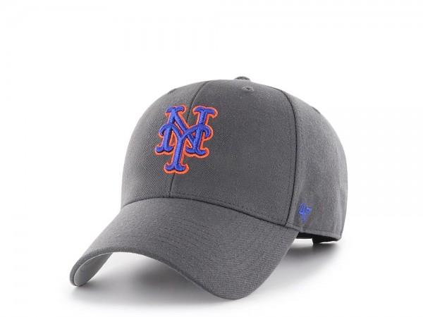 47Brand New York Mets Concrete Edition MVP Snapback Cap