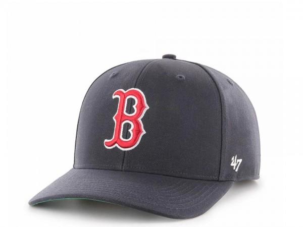 47brand Boston Red Sox MVP DP Snapback Cap