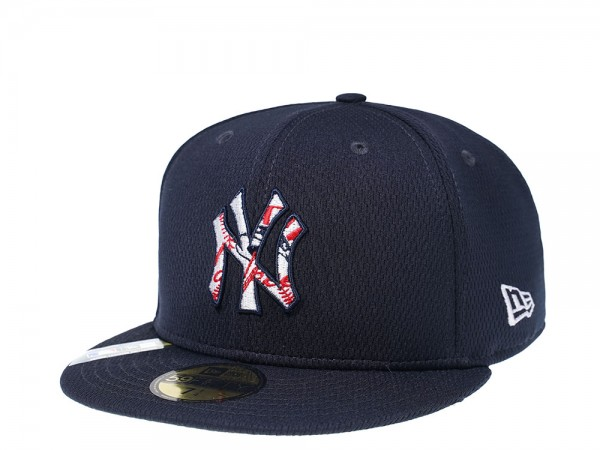 New Era New York Yankees Springtraining 2020 59Fifty Fitted Cap