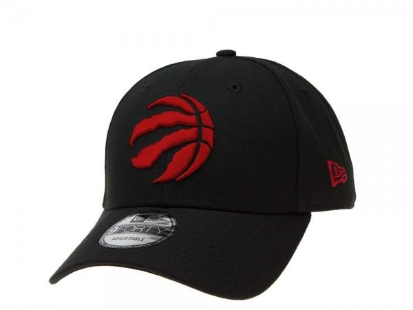 New Era 9forty Toronto Raptors The League Cap Red