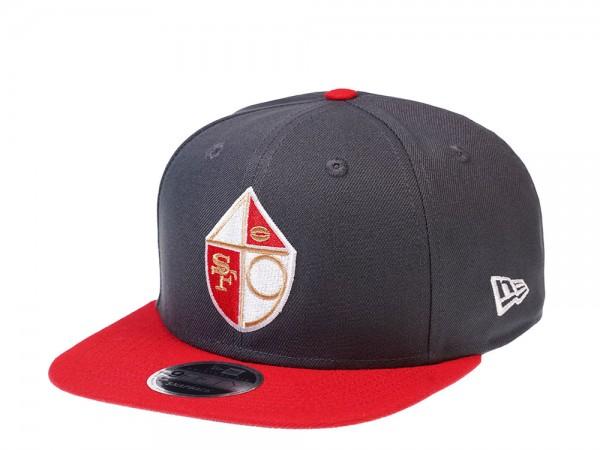 New Era San Francisco 49ers Original Fit 2Tone 9Fifty Snapback Cap