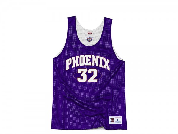 Mitchell & Ness Phoenix Suns - Shaquille ONeal All-Star 2009 Reversible Mesh Jersey