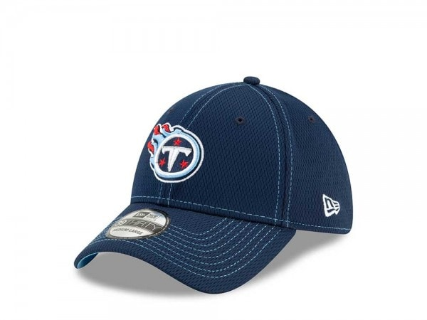 New Era Tennessee Titans Road 39Thirty Sideline Cap