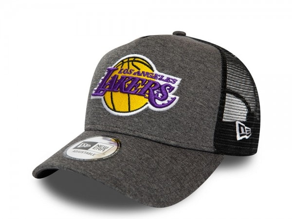 New Era Los Angeles Lakers Shadow Tech Trucker Snapback Cap