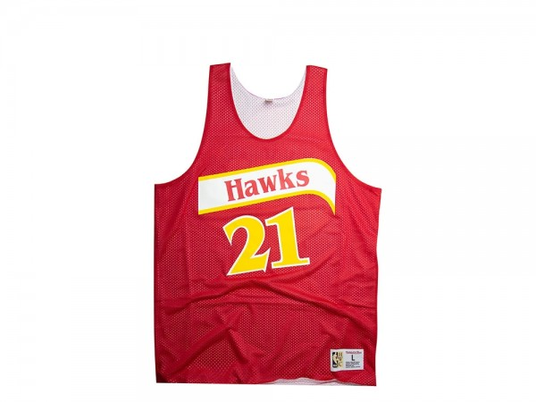 Mitchell & Ness Atlanta Hawks - Dominique Wilkins All-Star 1995 Reversible Mesh Jersey