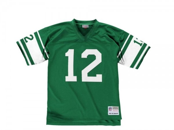 Mitchell & Ness New York Jets - Joe Namath Legacy Nfl Replica 1968 Jersey