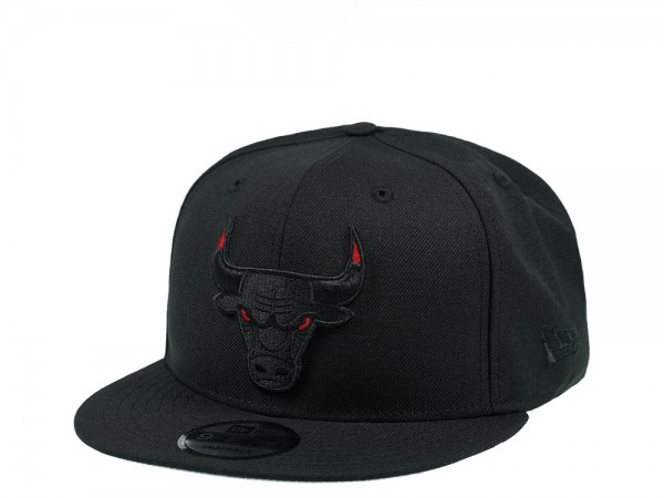 New Era Chicago Bulls Color Detail Edition 9Fifty Snapback Cap