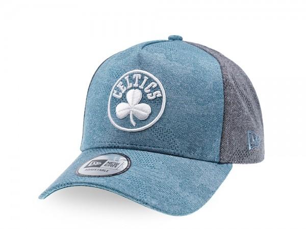 New Era Boston Celtics Engineered Trucker Snapback Cap