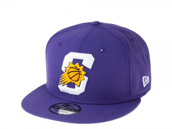 New Era Phoenix Suns Back Half Series 9Fifty Snapback Cap