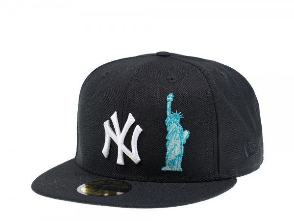 New Era New York Yankees NYC Icons Edition 59Fifty Fitted Cap