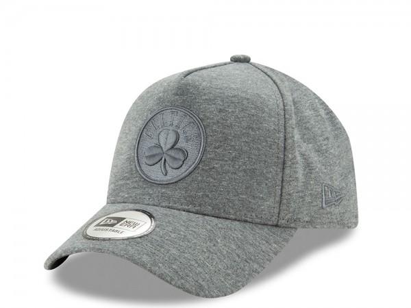 New Era Boston Celtics Jersey A Frame Adjustable Snapback Cap