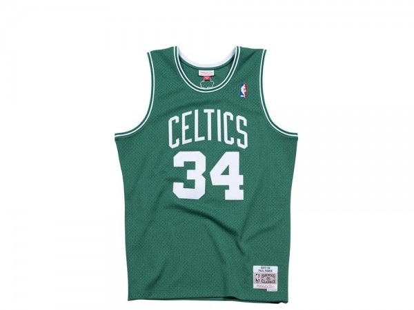 Mitchell & Ness Boston Celtics - Paul Pierce Swingman 2007-08 Jersey