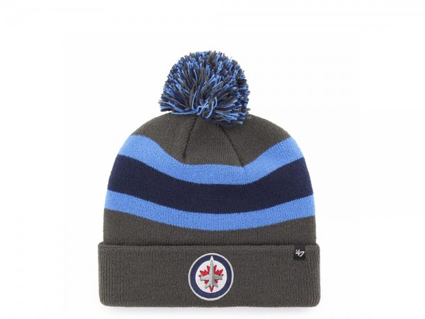 47 Brand Winnipeg Jets Breakaway Cuff Mütze