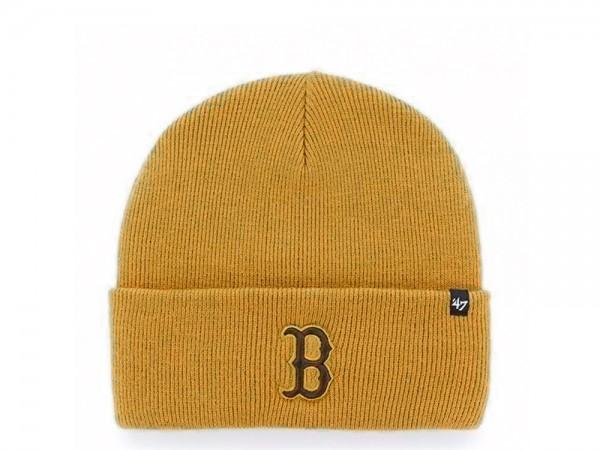 47 Brand Boston Red Sox Wheat Cuff Mütze