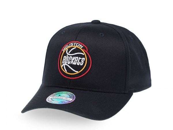 Mitchell & Ness Houston Rockets Neon Edition 110 Flex Snapback Cap