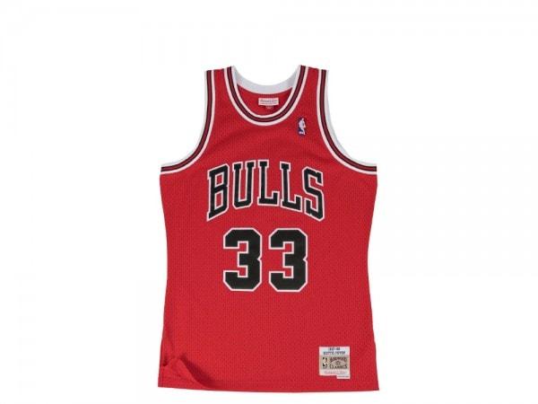 Mitchell & Ness Chicago Bulls - Scottie Pippen Swingman 1997-98 Jersey