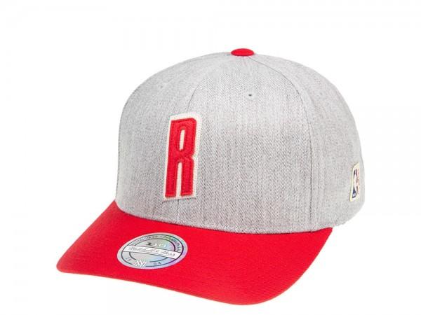 Mitchell & Ness Houston Rockets Hometown 110 Flexfit Cap