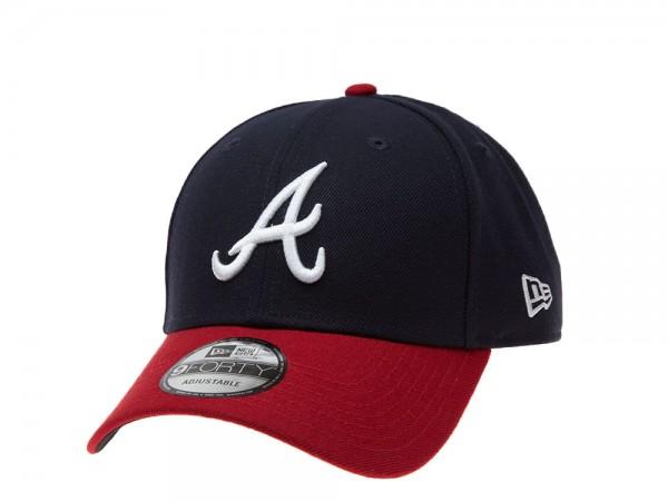 New Era 9forty Atlanta Braves The League Cap