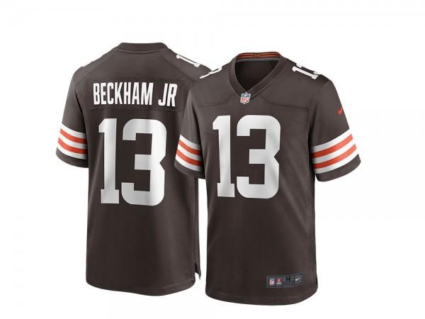 Nike Cleveland Browns Odell Beckham Jr. Home Game NFL Jersey