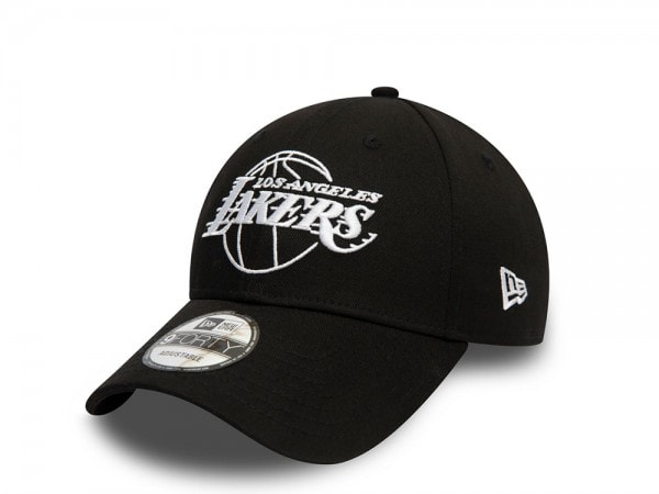 New Era Los Angeles Lakers Outline 9Forty Adjustable Cap