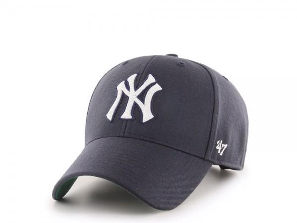 47Brand New York Yankees Chain Link MVP Strapback Cap