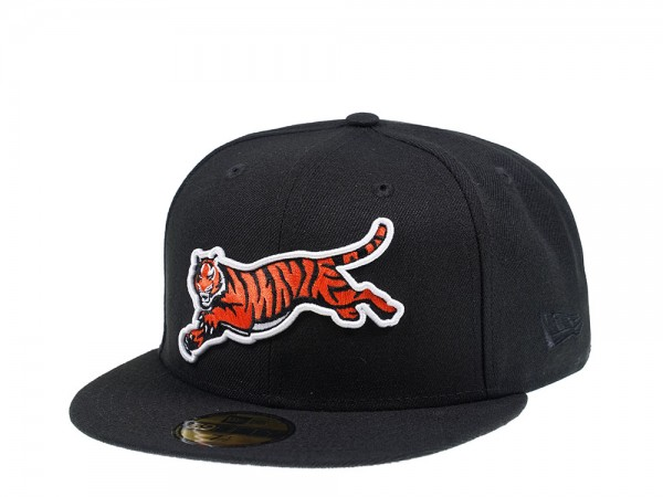 New Era Cincinnati Bengals Throwback Edition 59Fifty Fitted Cap