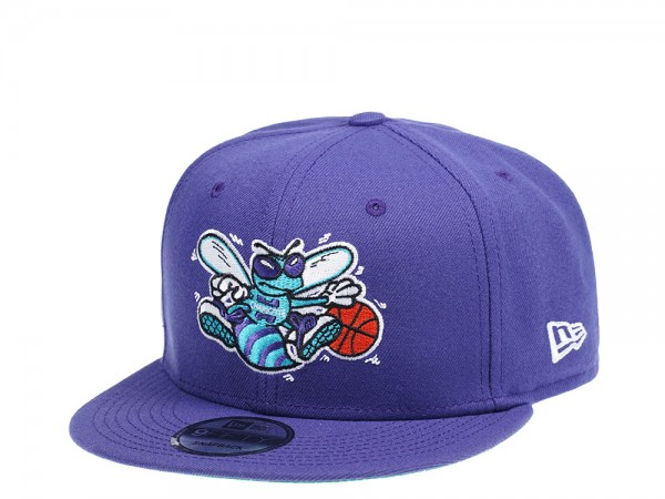 New Era Charlotte Hornets Hardwood Classic Edition 9Fifty Snapback Cap