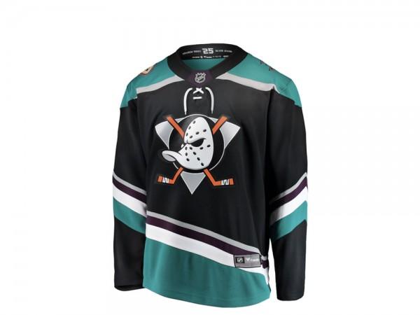 Anaheim Ducks Trikot Alternate - Fanatics Breakaway NHL Jersey