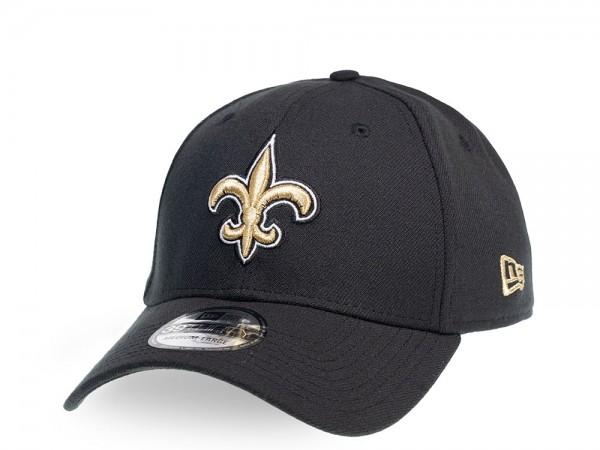 New Era New Orleans Saints Classic Black 39Thirty Stretch Cap