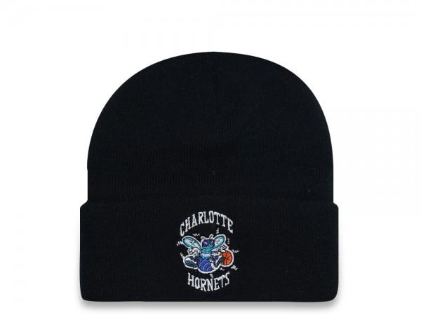 Mitchell & Ness Charlotte Hornets Team Logo Mütze