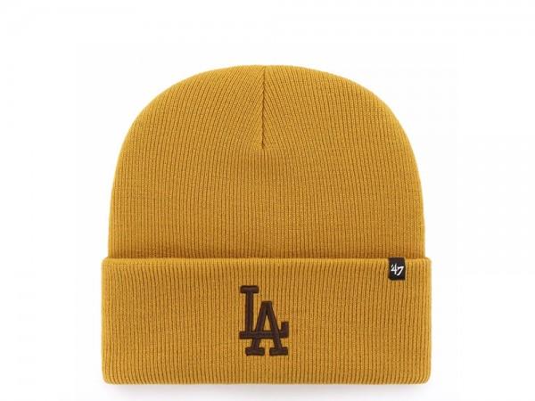 47 Brand Los Angeles Dodgers Wheat Cuff Mütze