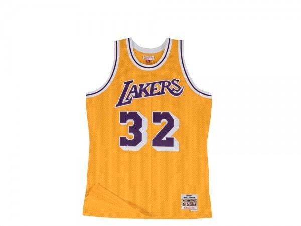 Mitchell & Ness Los Angeles Lakers - Magic Johnson Swingman Jersey 2.0 1984-1985