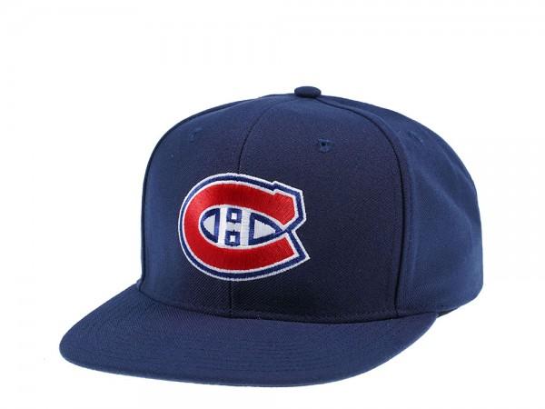 Fanatics Montreal Canadiens Core Snapback Cap